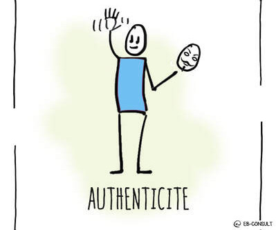 L'AUTHENTICITÉ : UN PILIER  (6/04/2020)