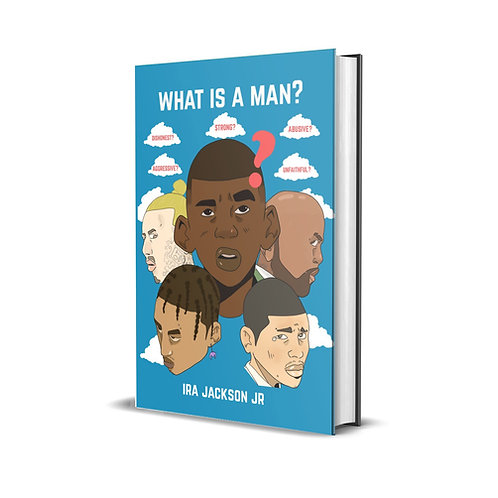 Signed What Is A Man Book