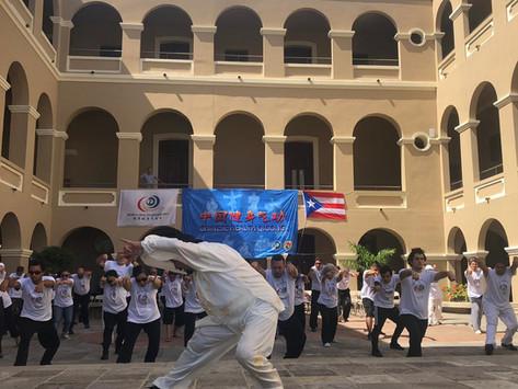 3er Día Mundial del Qigong (Chikung) para la Salud 2019