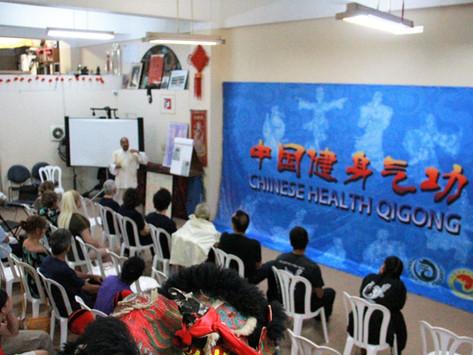 2do Dia Mundial del Qigong (Chikung) para la Salud 2018