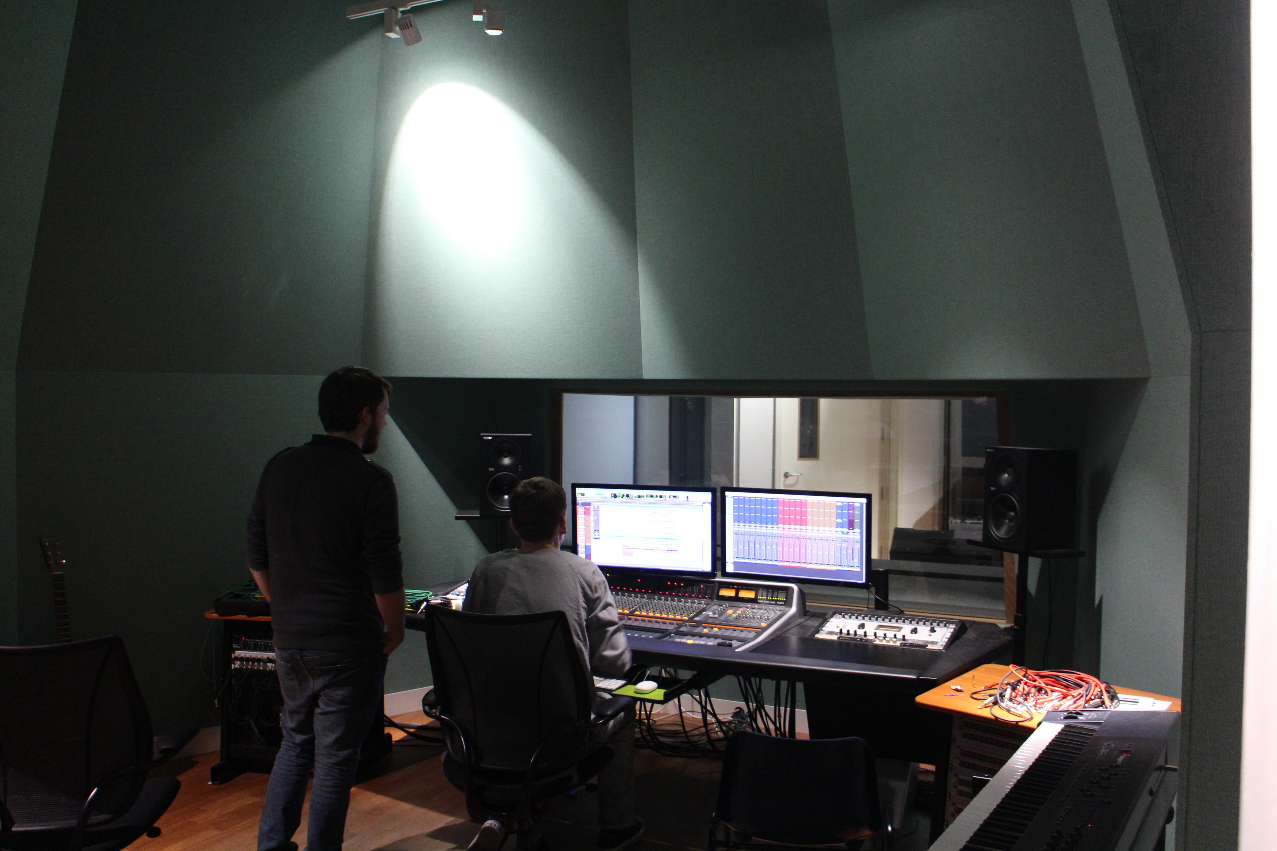 University of Kent Recording Studios