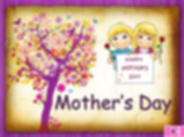 Mother's Day Powerpoint Lesson