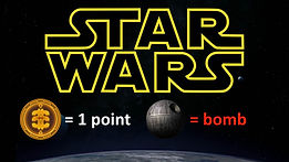 Star Wars powerpoint ppt Bomb Game