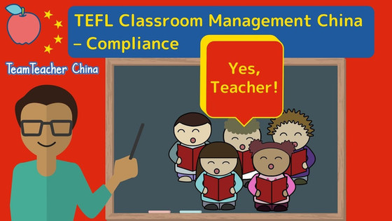 ESL Classroom Management China  - Compliance