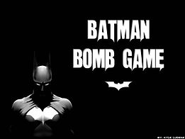 Batman powerpoint ppt Bomb Game