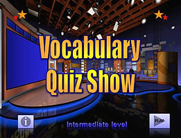 vocabulary quiz intermediate powerpoint ppt game