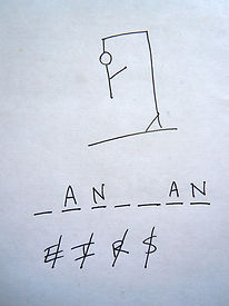 powerpoint ppt hangman game