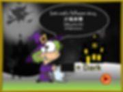 Halloween PPT Scary Story Lesson