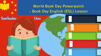 World Book Day Powerpoint Lesson