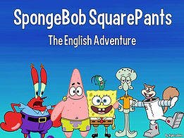 Sponge Bob powerpoint ppt Bomb Game