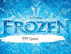 Frozen powerpoint Bomb ppt Game