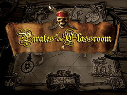 Pirates of Classroom powerpoint ppt grid selection game