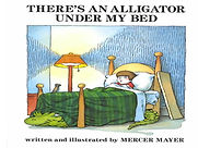There's_An_Alligator_Under_My_Bed-Lesson