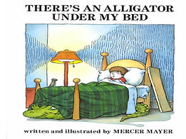 alligator under my bed ESL powerpoint ppt story