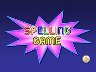 Spelling Games - I Spy + Spelling Riddle