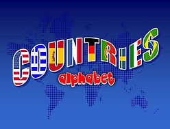Countries Alphabet Guessing Game powerpoint ppt