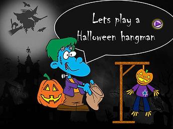 Halloween Hangman PPT 1 Download