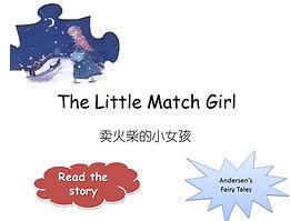 little match girl ESL powerpoint ppt story