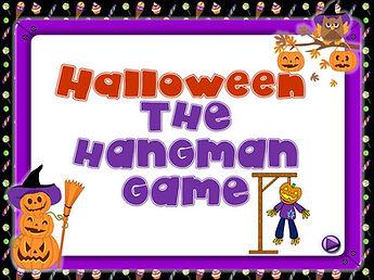 Halloween Hangman PPT 2 Download
