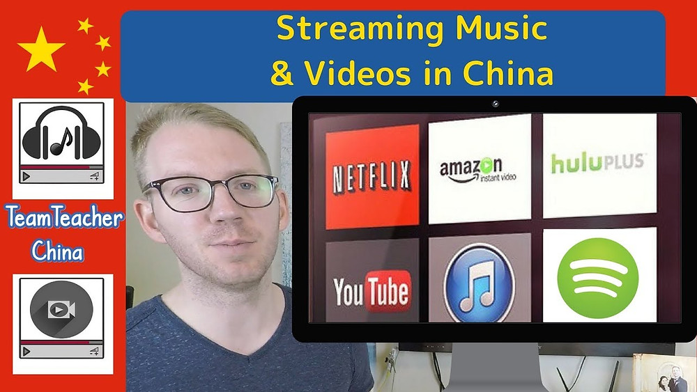 Home Entertainment in China. How to Stream Video & Music.