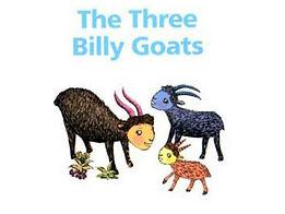 three billy goats gruff ESL powerpoint ppt story