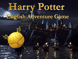 Harry Potter Bomb PPT Game