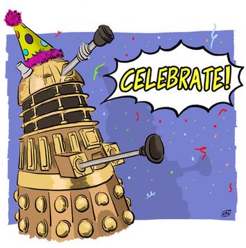 Cumpleaños Dalek