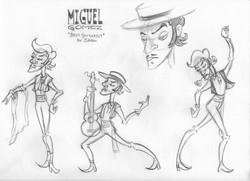 Character Action Sheet
