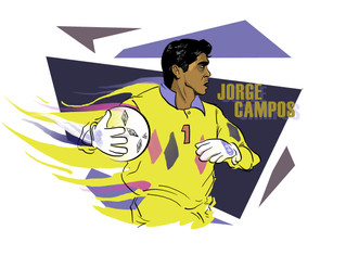 Abstract Goalkeeper