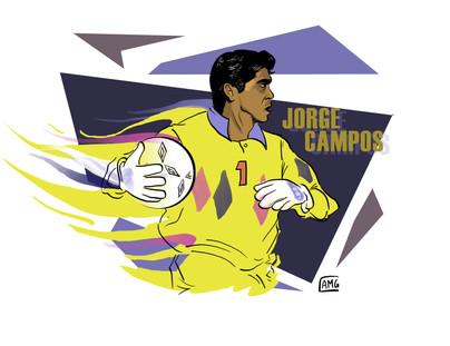 Jorge Campos