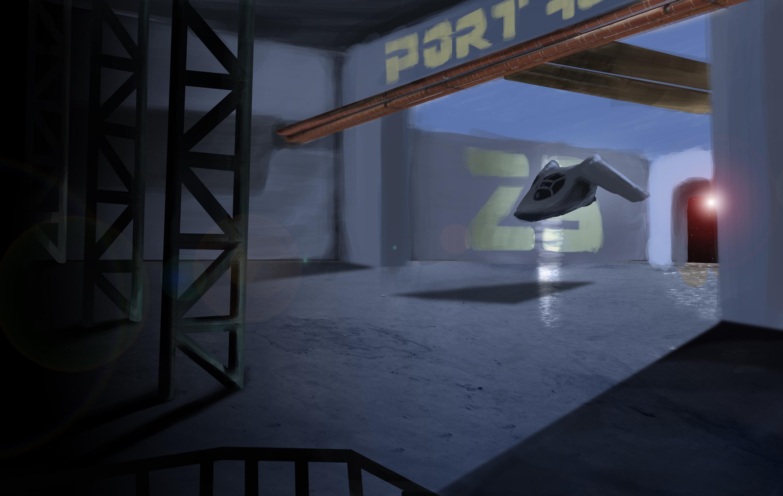 Interior Environment Concept
