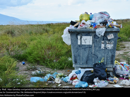 Do you have an innovative project that tackles plastic pollution?