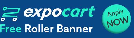 We got a  free banner!