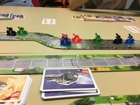 Fil Rouge : Flamme Rouge