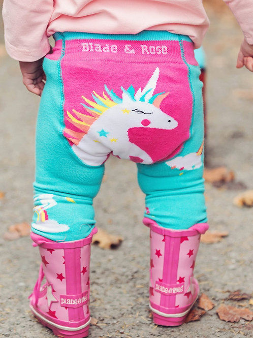 Unicorn Leggings Uncorn (Blade & Rose)