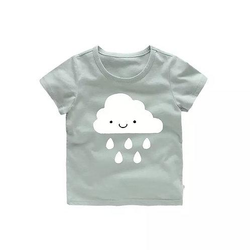 Cwmwl llwyd / Grey cloud
