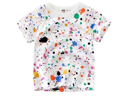 Crys-T Sblat / Splat T-Shirt