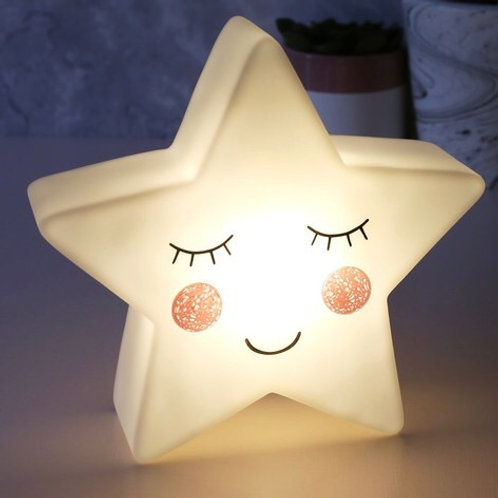 Golau seren / Star night light