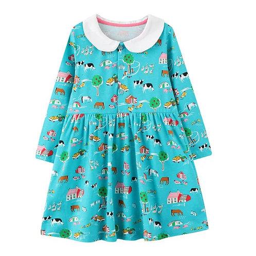 Ffroc Fferm / Farm Dress