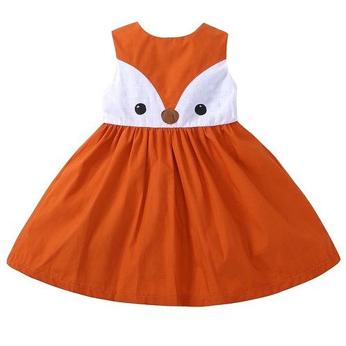 Ffroc cadno / Fox dress
