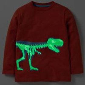 Deinosor Oren / Orange dinosaur