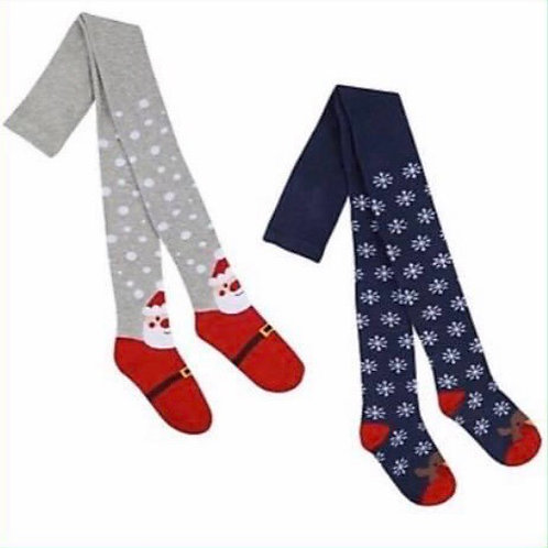 Teits Nadolig / Christmas tights