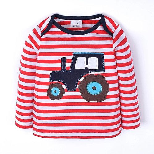 Tractor streipiau / Tractor stripes