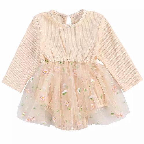 Ffrog y gwanwyn / Spring dress
