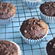 Muffins de chocolate healthy