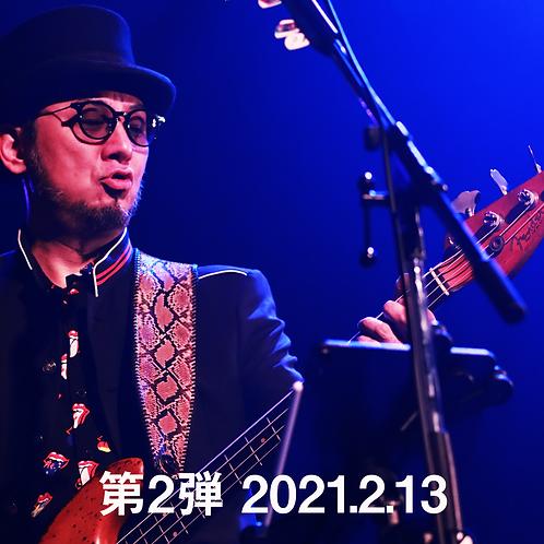 "<2021.2.13>高橋 ""Jr."" 知治 男の3部作!!"