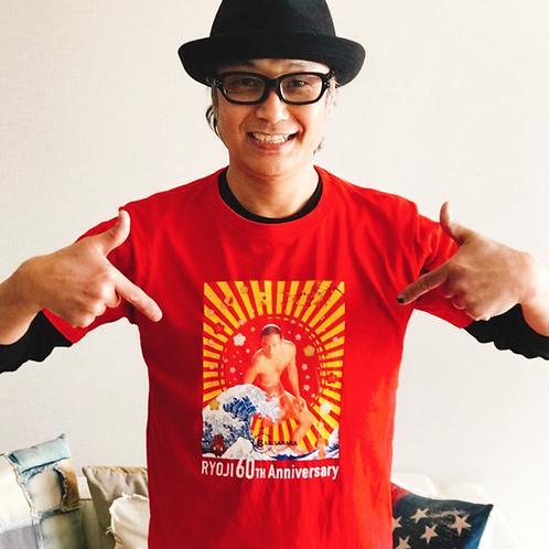 RYOJI還暦記念公演Tシャツ・赤ふんどしVersion