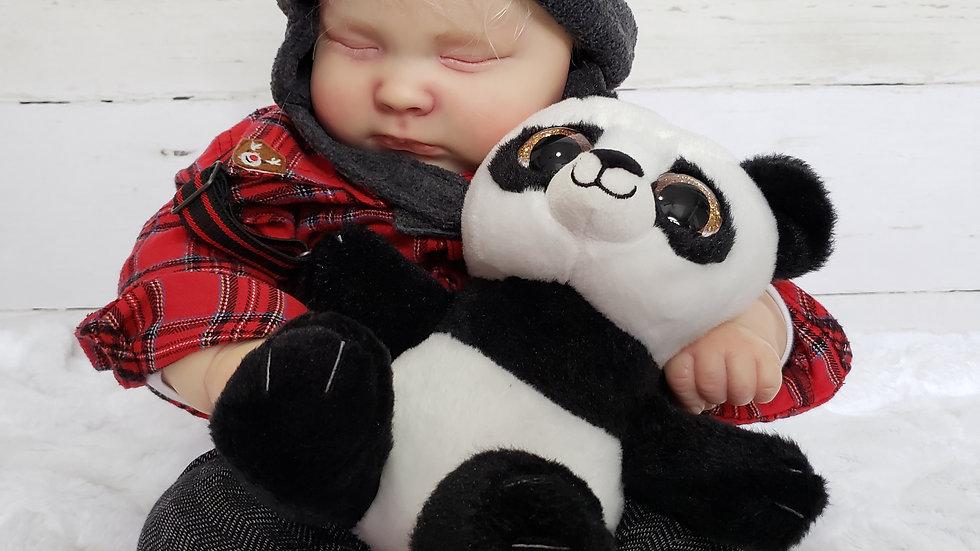 Realborn ~ Joseph Asleep