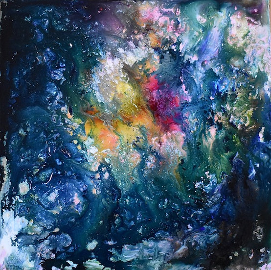 Âme Guérison 255-050918 - Révéler sa couleur et sa lumière
