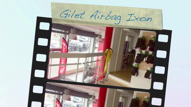 Gilet Airbag Ixon